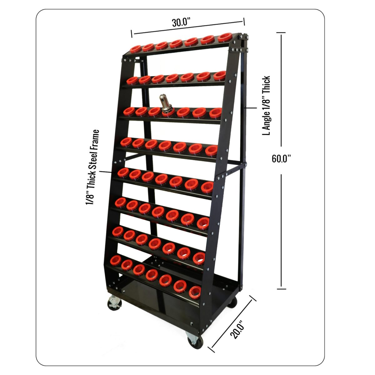 CNC Tool Cart- Ladder Model