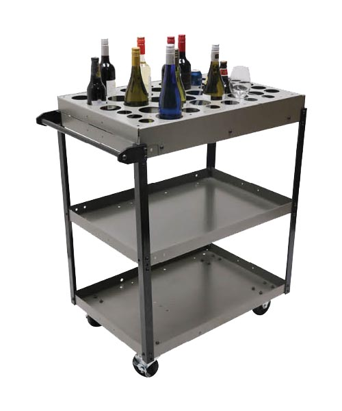Liquor Shopping Carts