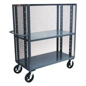 2 Stack Mesh Cart