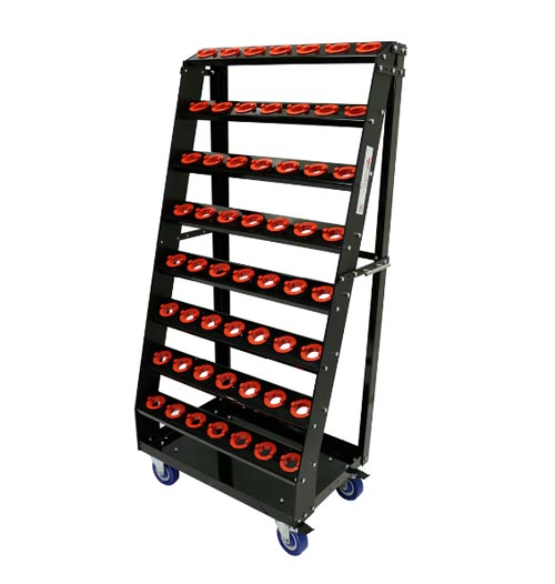 CNC Tool Cart - Ladder model