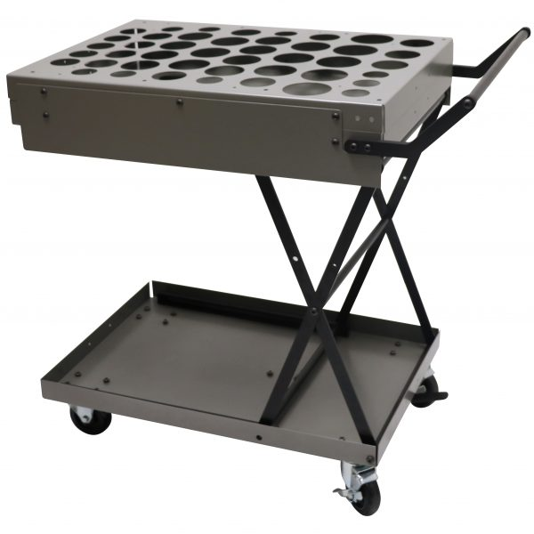 Foldable Liquor Cart New