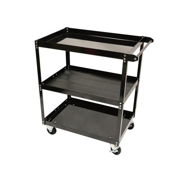 Medium Duty 1250 lbs ( 567Kg) Capacity, Utility - Shop cart