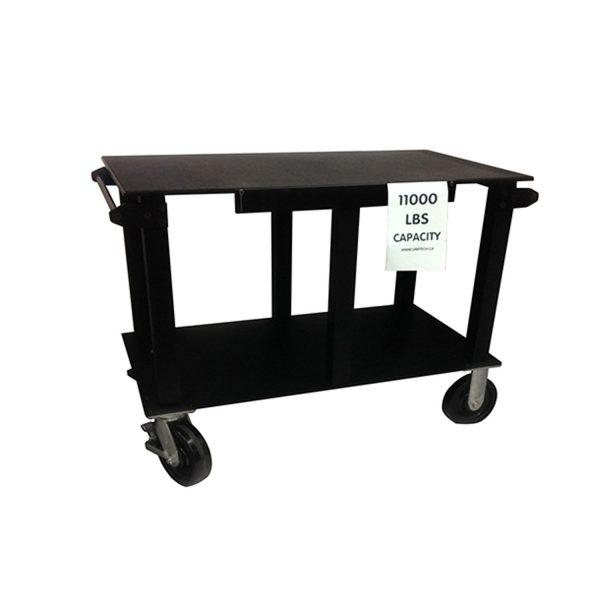 Heavy duty Aluminium cart - 11000lbs ( 4990KG)