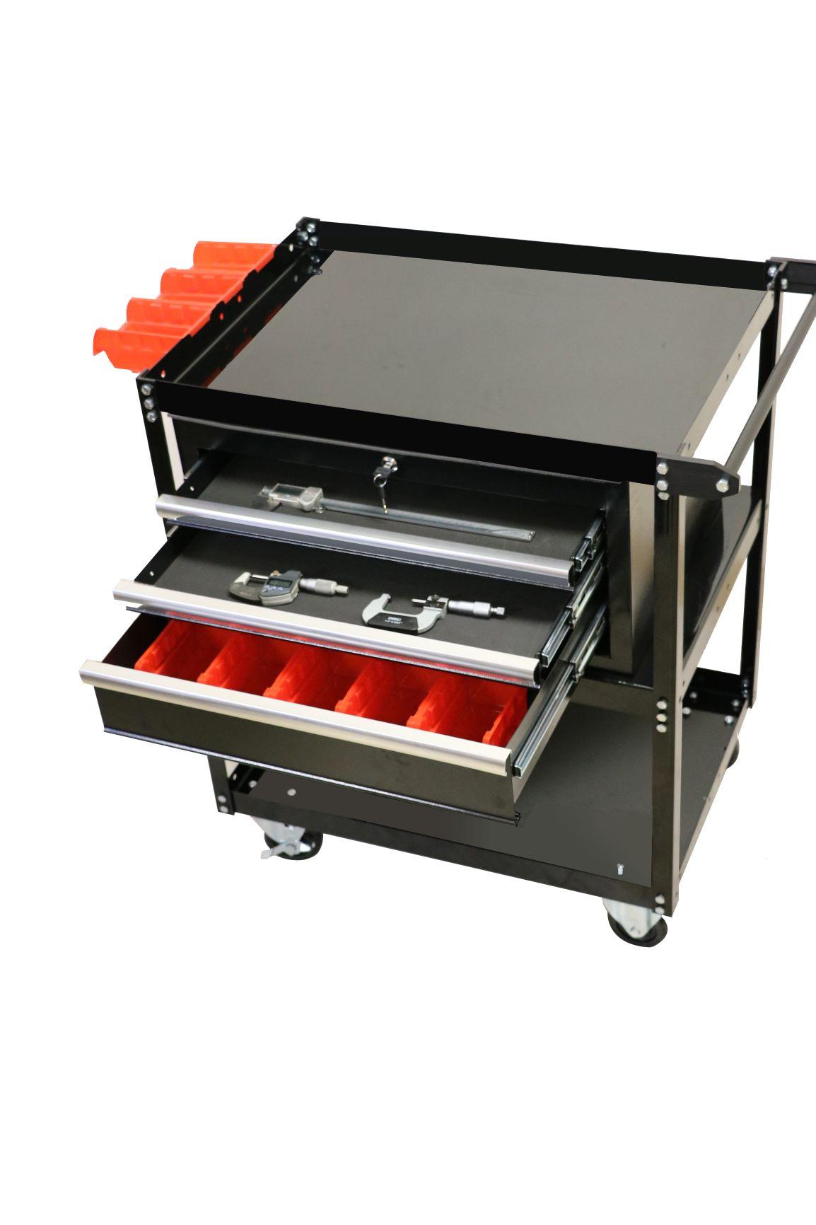 CNC Utility Cart