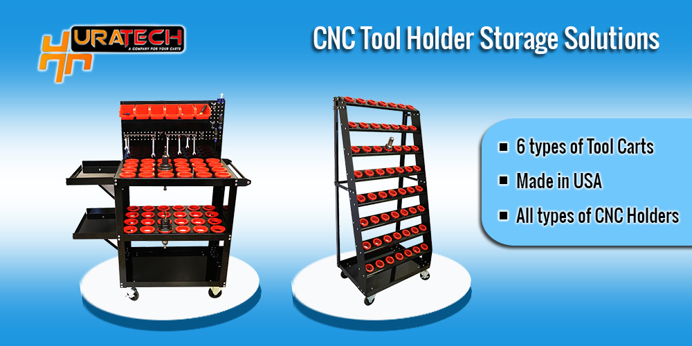 cnc tool storage solution