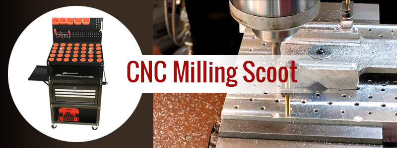 CNC Mill Scoot