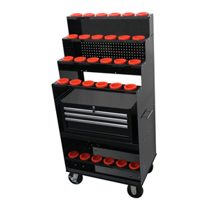 CNC Tool carts for all types of CNC Holders - UratechUSA